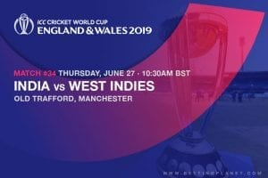 2019 ICC World Cup betting preview