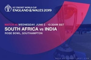 2019 ICC Cricket World Cup betting tips