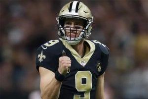 New Orleans Saints NFL betting