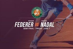French Open 2019 Federer vs Nadal betting tips