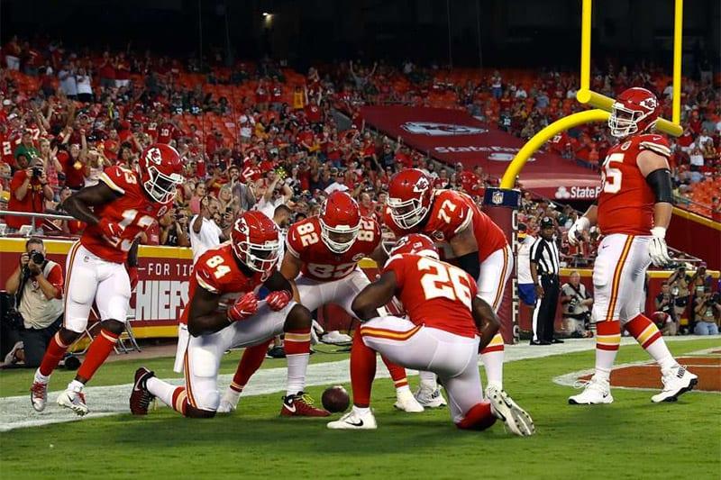 KC Chiefs NFL betting news