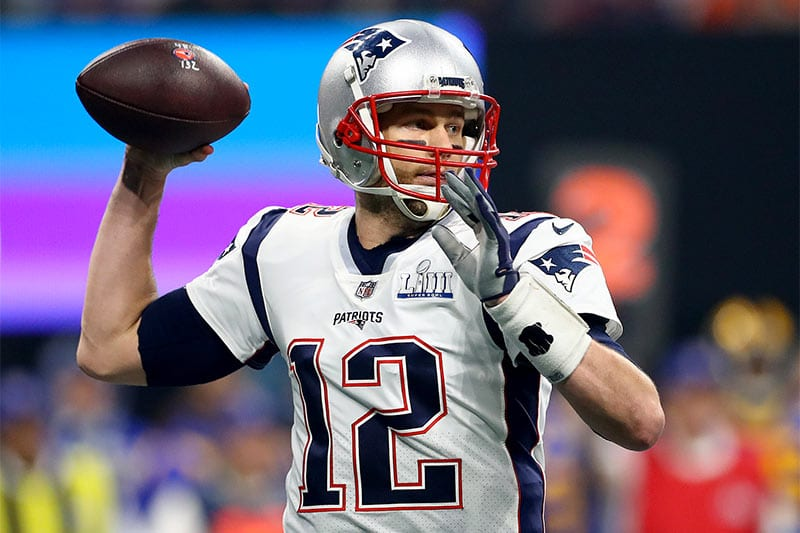 Patriots NFL betting news