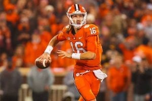 Clemson NCAA Football betting news
