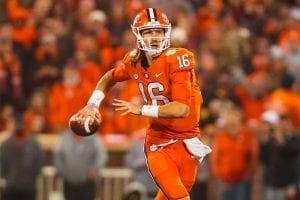 Clemson NCAA Football betting news