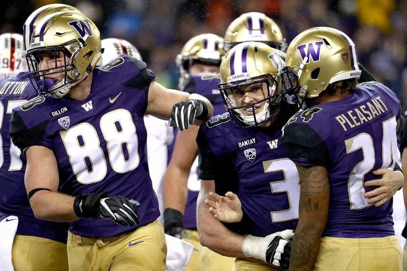 Washington NCAA Football betting news