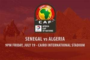 2019 Africa Cup of Nations betting
