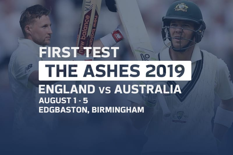 2019 Ashes 1st Test betting tips