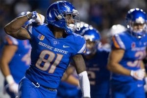 Boise State NCAAF betting