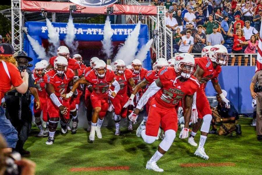 FAU Owls NCAAF betting news