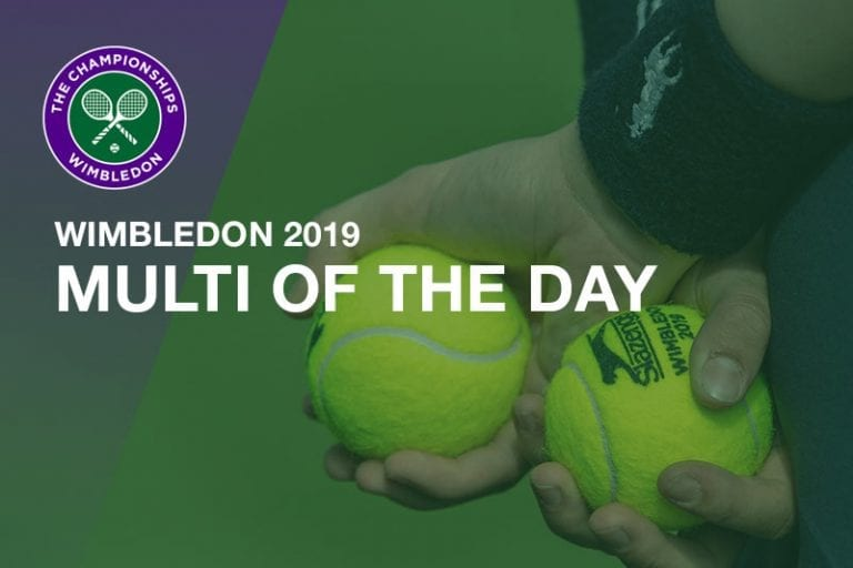 2019 Wimbledon tennis betting tips