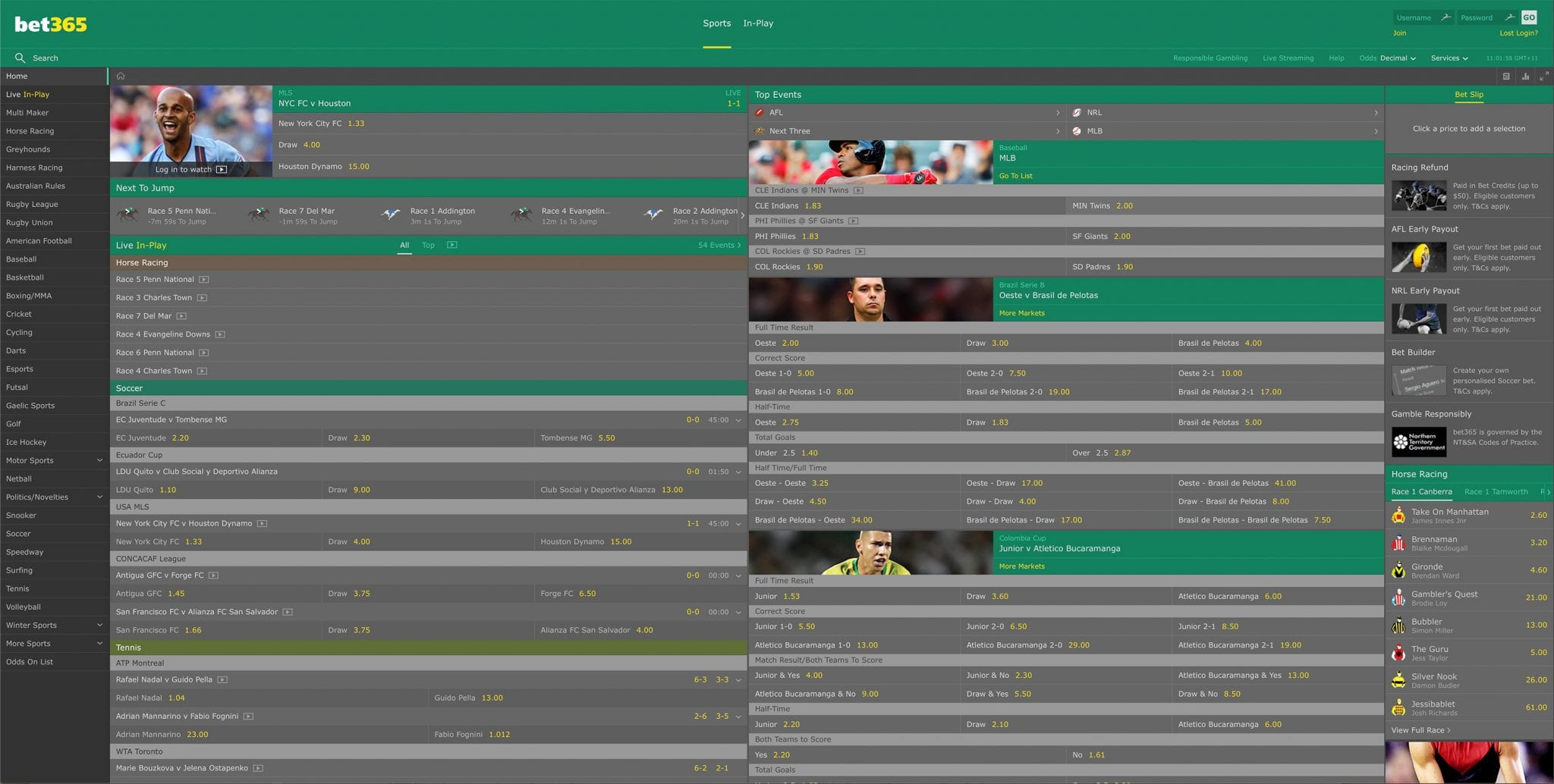 Bet365 - Online Bookmaker for India