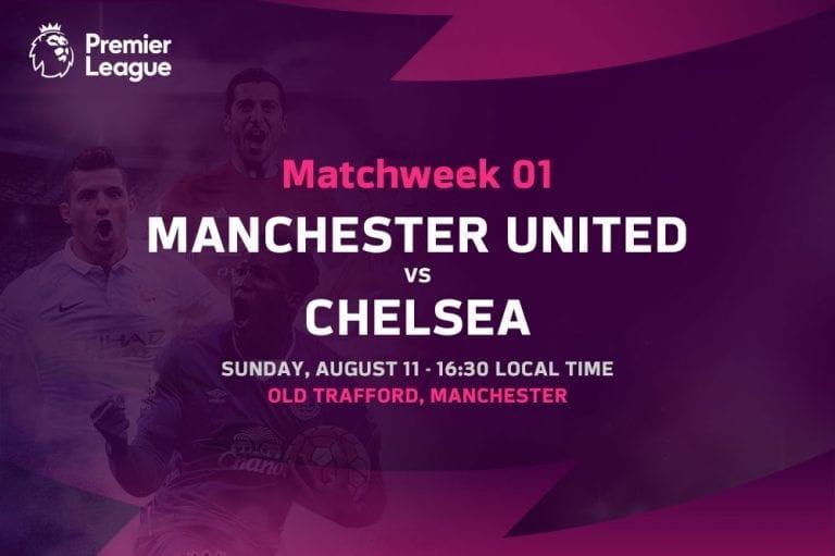 Man United vs Chelsea EPL betting tips