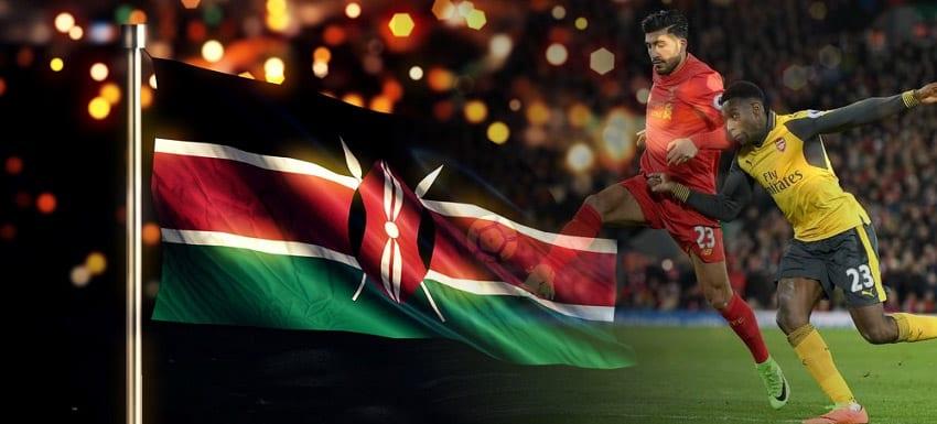 Is sport betting legal in Kenya?