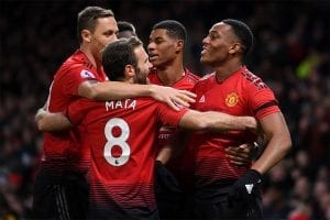 Man United EPL betting news