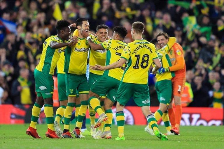 Norwich EPL betting news