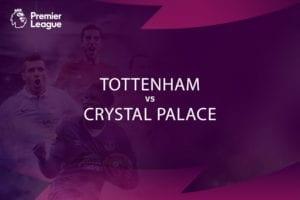 Tottenham Hotspur v Crystal Palace Betting Odds & Tips