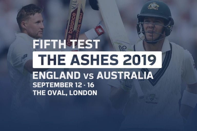 2019 Ashes odds