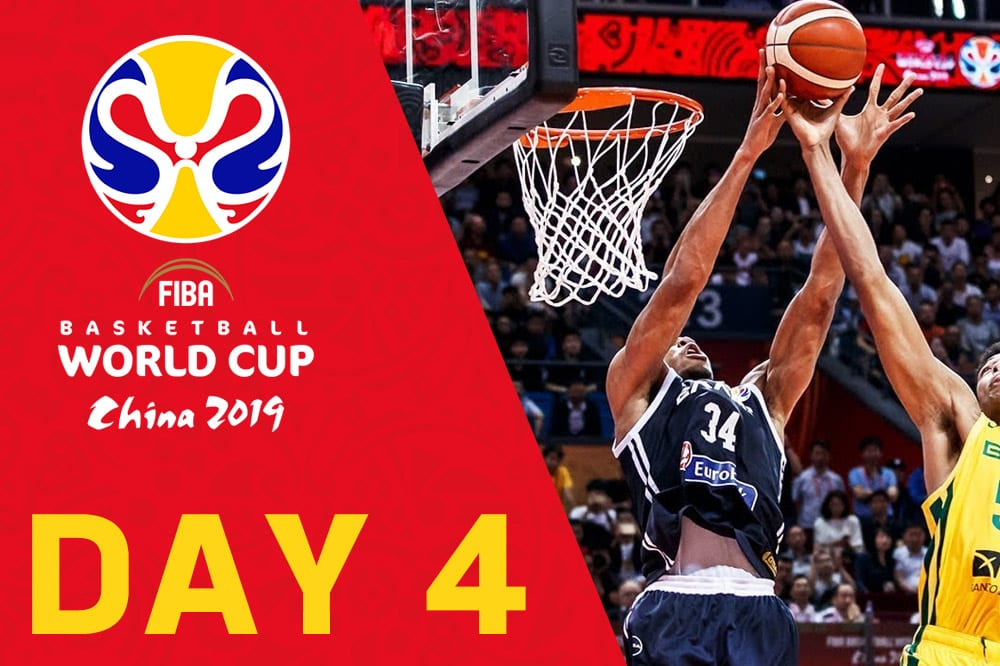 FIBA Basketball World Cup Day 4 betting, predictions and odds