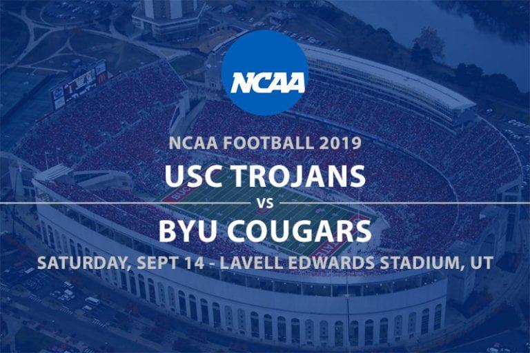 USC Trojans @ BYU Cougars betting picks