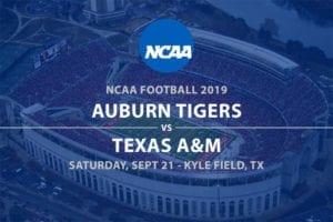 Auburn @ Texas A&M betting tips