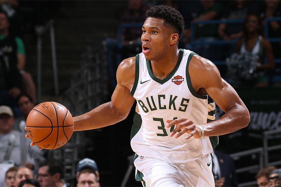 Giannis Antetokounmpo NBA news